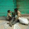 Photo 10 Straßenkinder, Dehli, Indien  2010 © Werner Mansholt