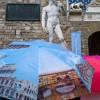 Photo 12:  Davidstatue am Palazzo Vecchio, Florenz 2011 © Werner Mansholt