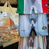 Photo 17: Gym Knickers, Souvenirstand,  Florenz 2011 © Werner Mansholt