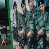 Photo 7:Plakat der Russischen Armee, St. Petersburg 2014 © Werner Mansholt